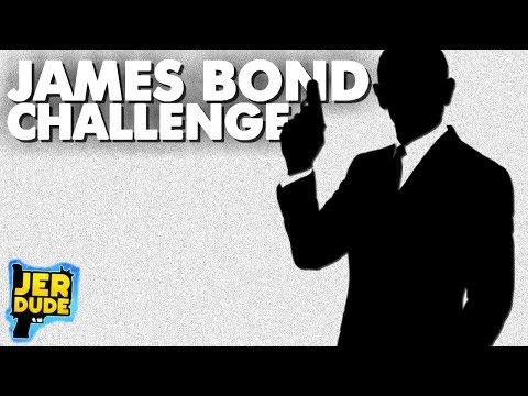 TItanfall 2: The James Bond Challenge!