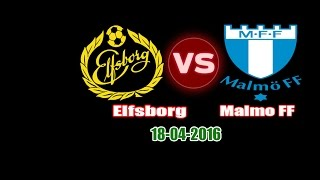 IF Elfsborg vs Malmo FF full match