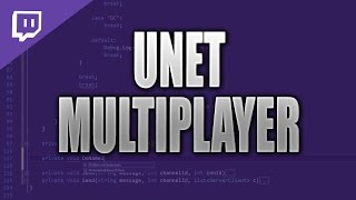 Unity 5 Multiplayer Networking Node JS socket io Pt1