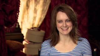 Sophie mcshera cinderella 2015 movie interview. more interviews lily james ► http://youtu.be/sks0_yvpxow richard madden http://youtu.be/cmkk4t8c...