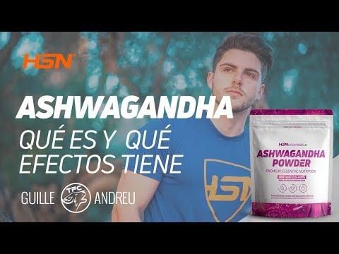 dosis de ashwagandha para la disfunción eréctil