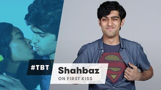 Shahbaz from on the First Kiss Video | #TBT | Cut