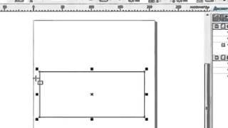 Уроки Корел. CorelDRAW X5 для новичков. Создание слоя (6.2) Хорошее качество видео уроки для начинаю