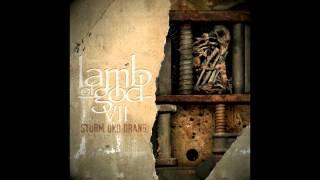 Lamb of God-Embers (Instrumental)