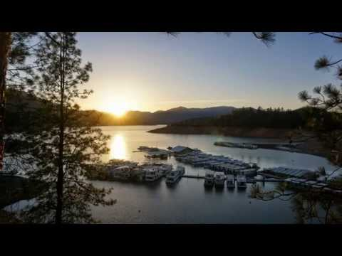 Visit Lake Shasta Information Video CA Houseboats Reservoir & Dam