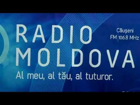 "Radio Moldova,,Express muzical"":Adriana Spunei"