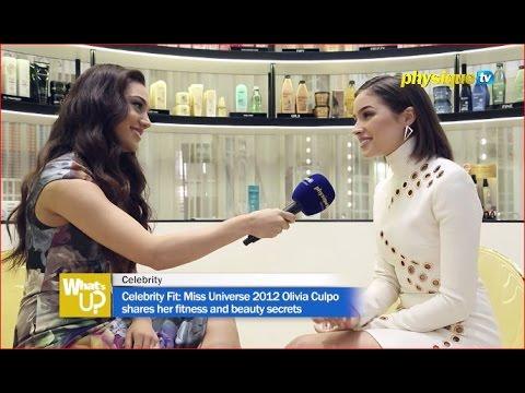 Celebrity Fit: Miss Universe 2012 Olivia Culpo