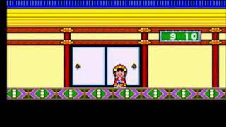 Sega Master System - Anmitsu Hime