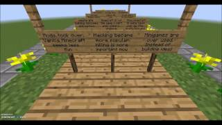 WATCH IF YOU MISS OLD MINECRAFT!