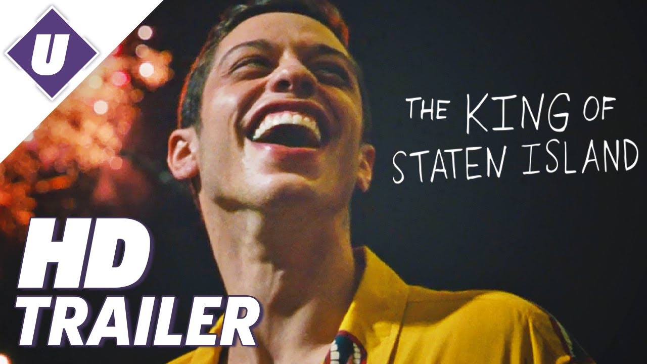 The King Of Staten Island 2020 Official Red Band Trailer