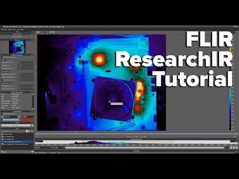 FLIR ResearchIR Tutorial - Complete Guide to ResearchIR Software thumbnail