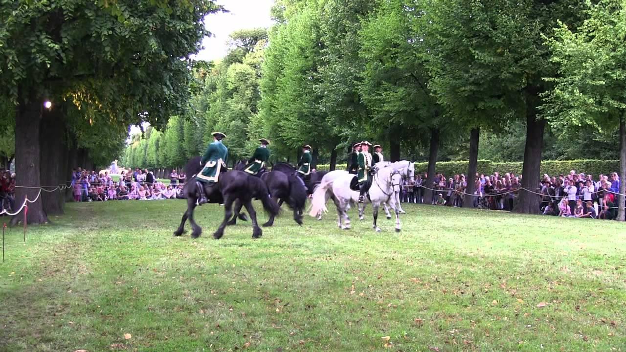 Feuerwerk Der Pferde Herrenhäuser Gärten In Hannover 2011 Youtube