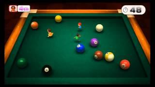 Wii U - Wii Party U - Pool Party