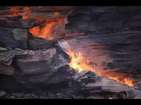 Heat haze from coal seam fire in Jharia coalfield, Dhanbad, India from YouTube · Duration:  37 seconds