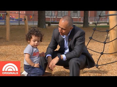 Faced With High Cost Of Child Care, Rhode Island Mayor Brings Baby To Work | TODAY Original