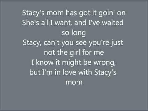 Stacy's Mom - Fountains of Wayne
