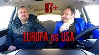 Motoryzacja Europa vs USA #57 MOTO DORADCA plus