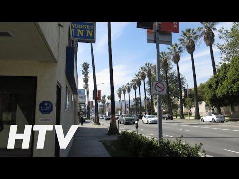 Budget Inn Hollywood, Motel En Los Angeles