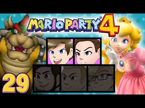 Mario Party 4: HARD LEFT - EPISODE 29 - Friends Without Benefits