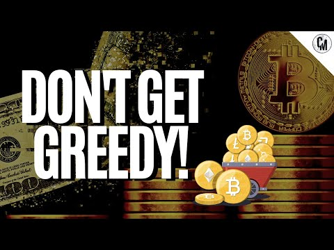 MAKING MONEY IN CRYPTOCURRENCY STARTS WITH TAKING PROFIT
