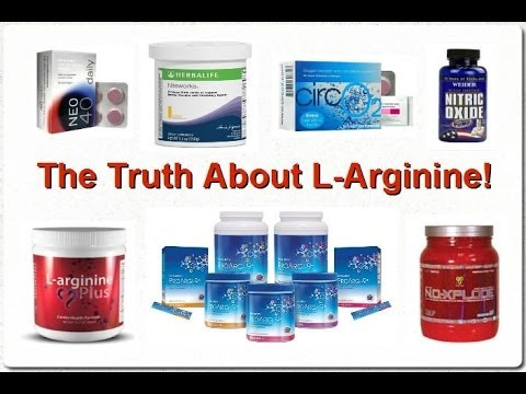 The Truth About L Arginine