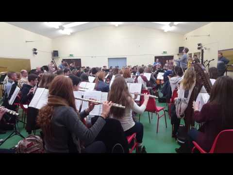 Prelude to planter and the gael ft. Cross Border Orchestra of Ireland