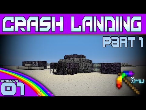 Crash Landing 1.1.3 :: How To Survive Your First Nights :: E1P1