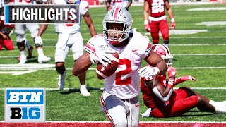 Highlights: Fields and Dobbins Lead Buckeyes Past Hoosiers | Ohio State at Indiana | Sept. 14, 2019