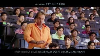 Sanju Movie Official Trailer / Teaser / Munna Bhai 2.0 / Ranbir Kapoor / Rajkumar Hirani