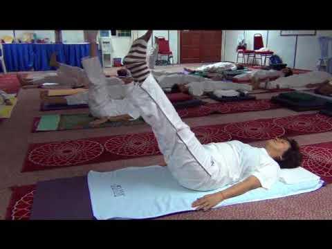 BHANTE PUNNAJI MORNING YOGA EXERCISE