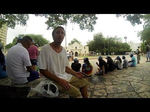 Jeremy (1) | Homeless Man Considers Christian Lock-Down