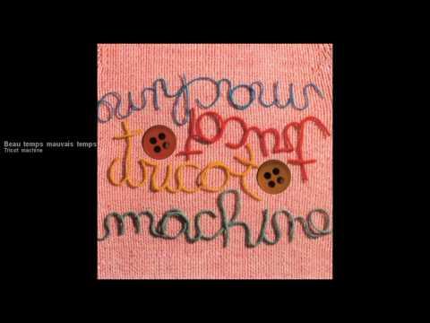 tricot machine beau temps mauvais temps