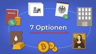 Worin kann man investieren? Geldanlage-Möglichkeiten im Überblick!