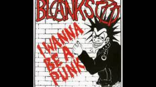 Blanks 77 - I Wanna Be A Punk EP (1997)