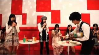 2010年11月17日発売 SKE48 4th.シングル「1!2!3!4! ヨロシク!...