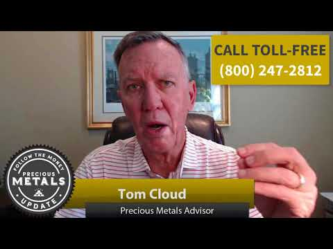 Tom Cloud's Precious Metals Market Update (09/19/17)