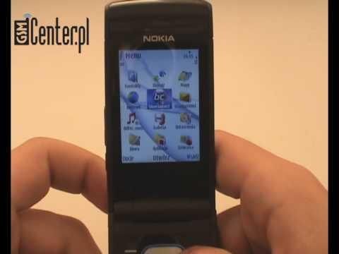 Prezentacja telefonu Nokia 6650