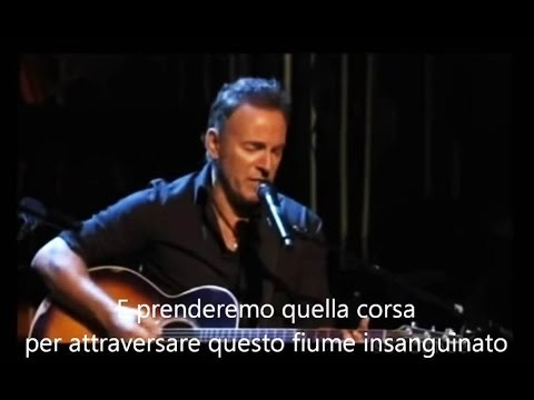 American Skin (41 Shots) - Bruce Springsteen (SUB ITA)