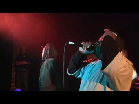 Fusion, J-Cutlass (K.O.M)   Firing Squad live at the Globe!!!!
