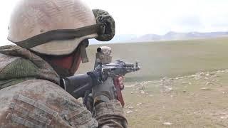 Россия и Таджикистан завершили масштабные учения  на южных рубежах республики