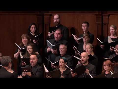 Cleveland Chamber Choir - La Guerre, Clément Janequin