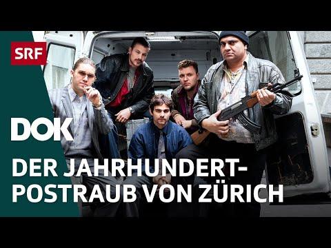 Schweizer-Postraub des Jahrhunderts | Der Überfall auf die Zürcher Fraumünsterpost | Doku | SRF DOK