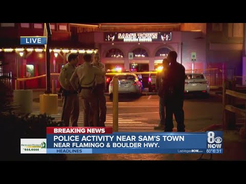 Metro Police investigating incident at Sam's Town