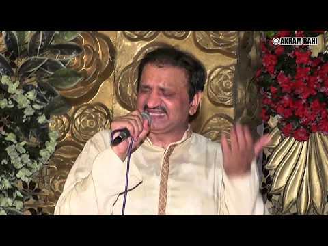 Babul Meriyan Gudiyan   Akram Rahi   Live Show in Depal Pur   Song 17