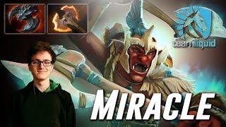 Miracle Troll Warlord [China Random Draft] - Dota 2 Pro MMR Gameplay