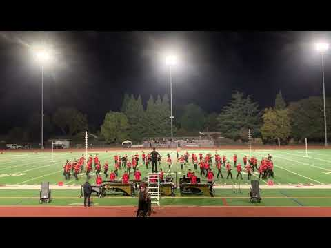 2019-10-26 Saint Francis High School @ Foothill Band Review 2019