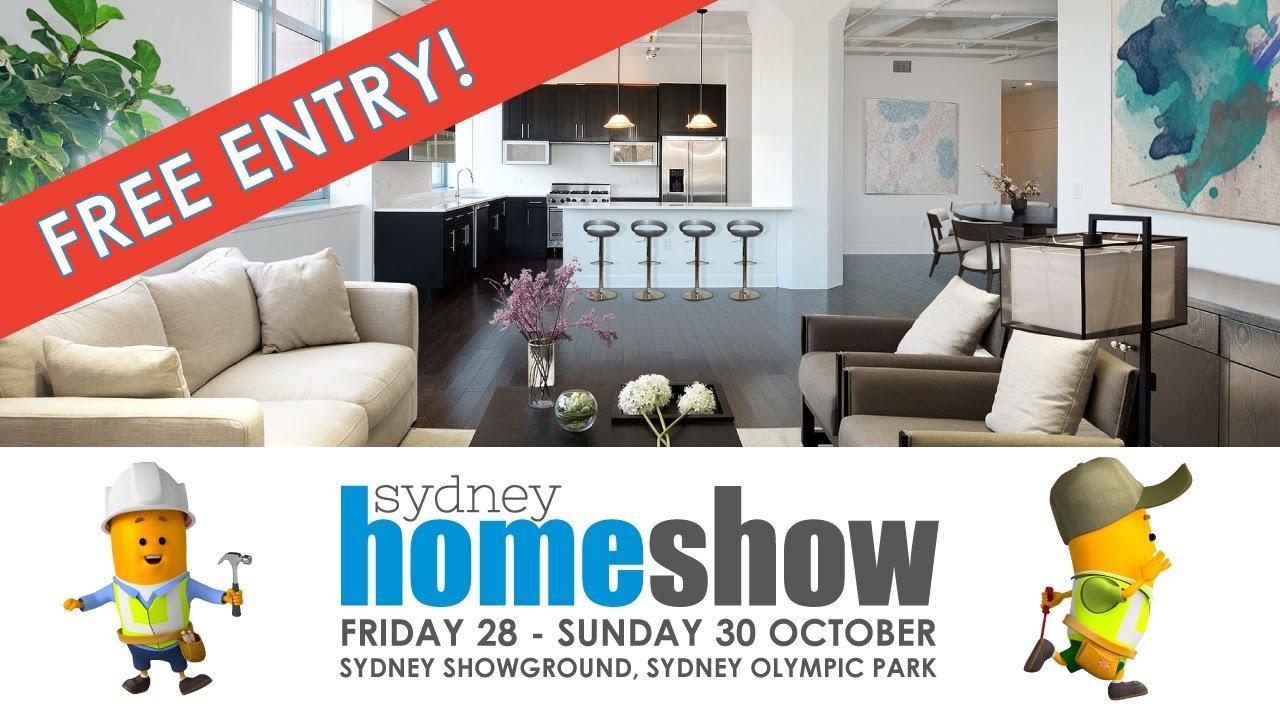 Sydney Home Show October 2016