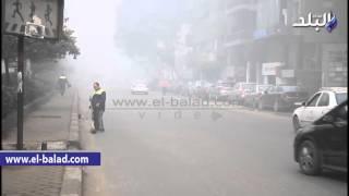 بالفيديو والصور.. شبورة تضرب العاصمة الكبرى ومحافظات الوجه البحرى