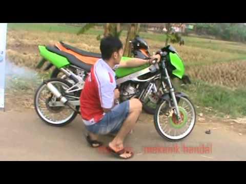 Mp3 Video Download Ninja-r-satria-fu-drag-race