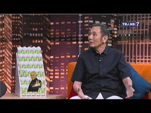 Muhammad Jusuf Membuka Warung Pojok Halal Dengan Harga 3 Ribu Di Ramadan - Hitam Putih 23 Mei 2018